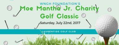 2017 Golf tournament logo