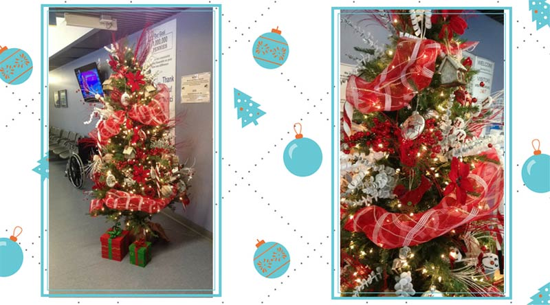 2017 Christmas Tree Raffle
