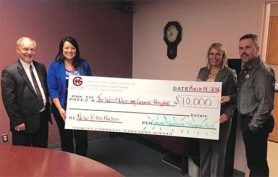 Sturgeon Falls Caisse Populaire and Desjardins Financial Securities